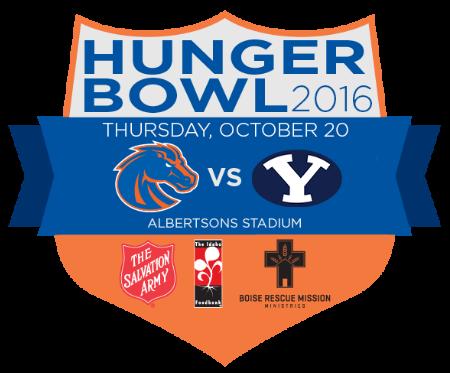 Hunger Bowl 2016 Logo